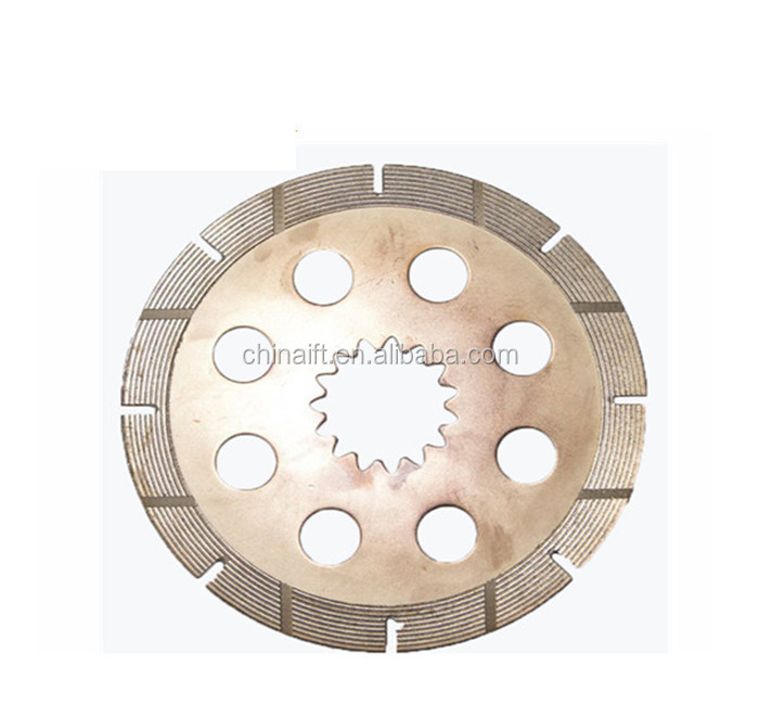 clutch FRICTION DISC 52201-06390 FOR MITSUBISHI FORKLIFTsteering brake parts YK 1188 310 510 1188 310 700 1208 300 400