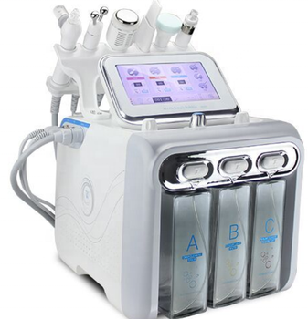 Aqua Peel With Hydrogen 6 in 1 Facial Anti Aging H2-O2 Beauty Machine Tools And Equipment
