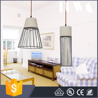 Latest design customized lighting antique cast wrought iron lantern chandelier