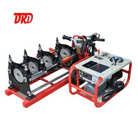 pe pvc hdpe ppr pipe welding hdpe plastic pipe butt fusion welding machine
