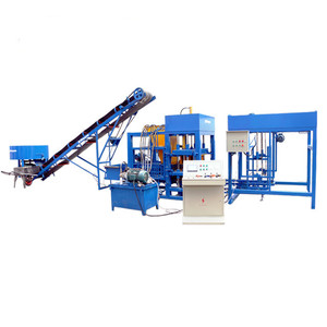 QT4-15 brick making machines sale in kenya making machine concrete block used presses ecological bricks