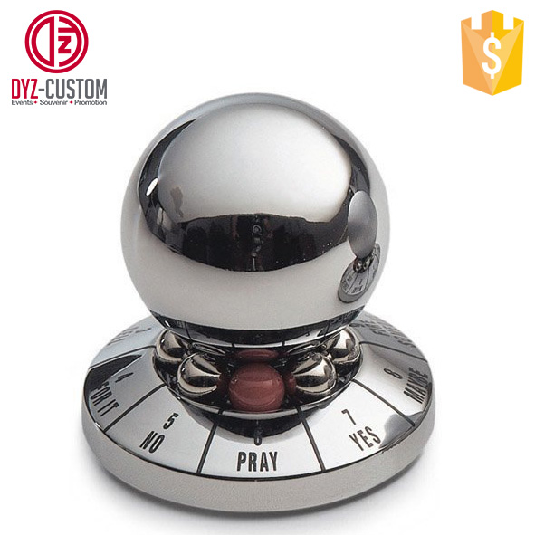 Metal ball decision maker Metal Ball Paperweight