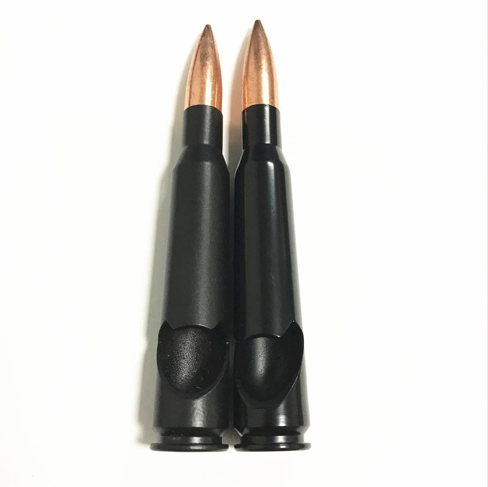 Kustom Terukir/Logo Percetakan Setelah Dipecat Nyata Peluru Shell Casing 50 Peluru Kaliber Pembuka Botol