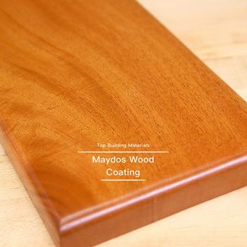 Scratch Resistant Pu Wood Paint Matte Finish Wood