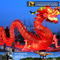 MY Dino-C100 Chinese animatronic dragon model for sale