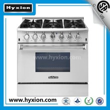 ThorKitchen Independiente 36 pulgadas estufas de gas con horno