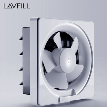 Superior Air Flow Exhaust Fan Wall Mount 12 Inch Ventilation Fan For Kitchen
