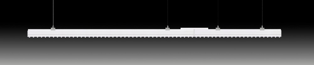 Newest led linear light Fashionable home office freedom design linear led light
