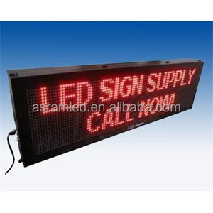 hot sales alibaba express P10 bus destination sign new inventions product