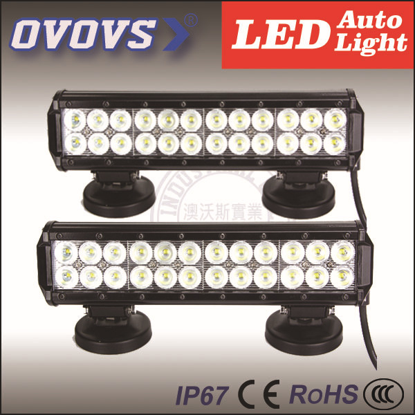 new 2016 tractor 12v 24v 72W led headlight for turck 12'' for road-machinery,tracks suv,atv vehicles 4x4