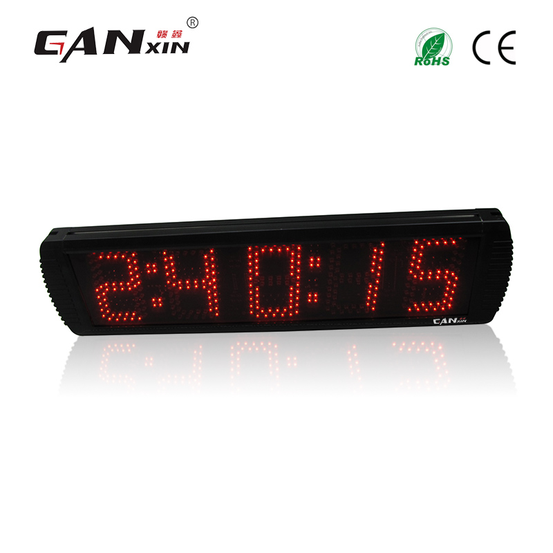 Hot Selling Customized Multifunction High Quality GPS LED Clock