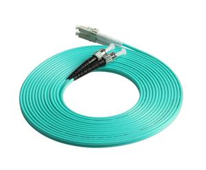 Fiber optic 30 meters patch ofc cable lc lc mm multi mode