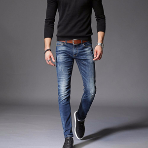 men jeans brand pants wholesale trousers new fashion basic mens denim jeans