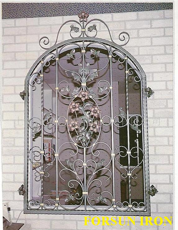 Decorating iron window grill inspiring photos gallery for Window design metal