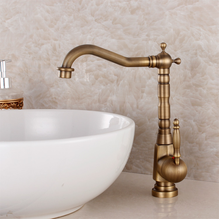 Old Kitchen Sink Plumbing: Aliexpress.com : Buy Fashion Bronze Faucet Antique Kitchen