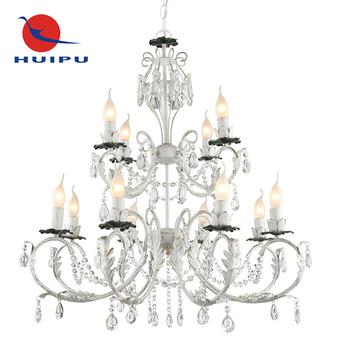Classical Luxury Two Layers Big Chandelier Light Crystal Lighting Candle  Light - Buy Big Chandelier Light,Candle Light,Classical Chandelier Light