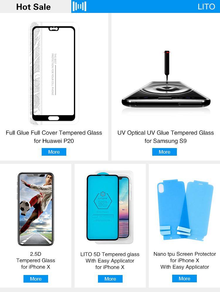 Kılıf Dostu not 9 temperli cam tam uv tutkal 3d kavisli cep telefonu ekran koruyucu için samsung galaxy s9 not 8 s8 artı