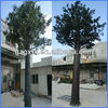 15m Telecommunication Pine Tree Steel Monopole Tower For Outdoor Decoration