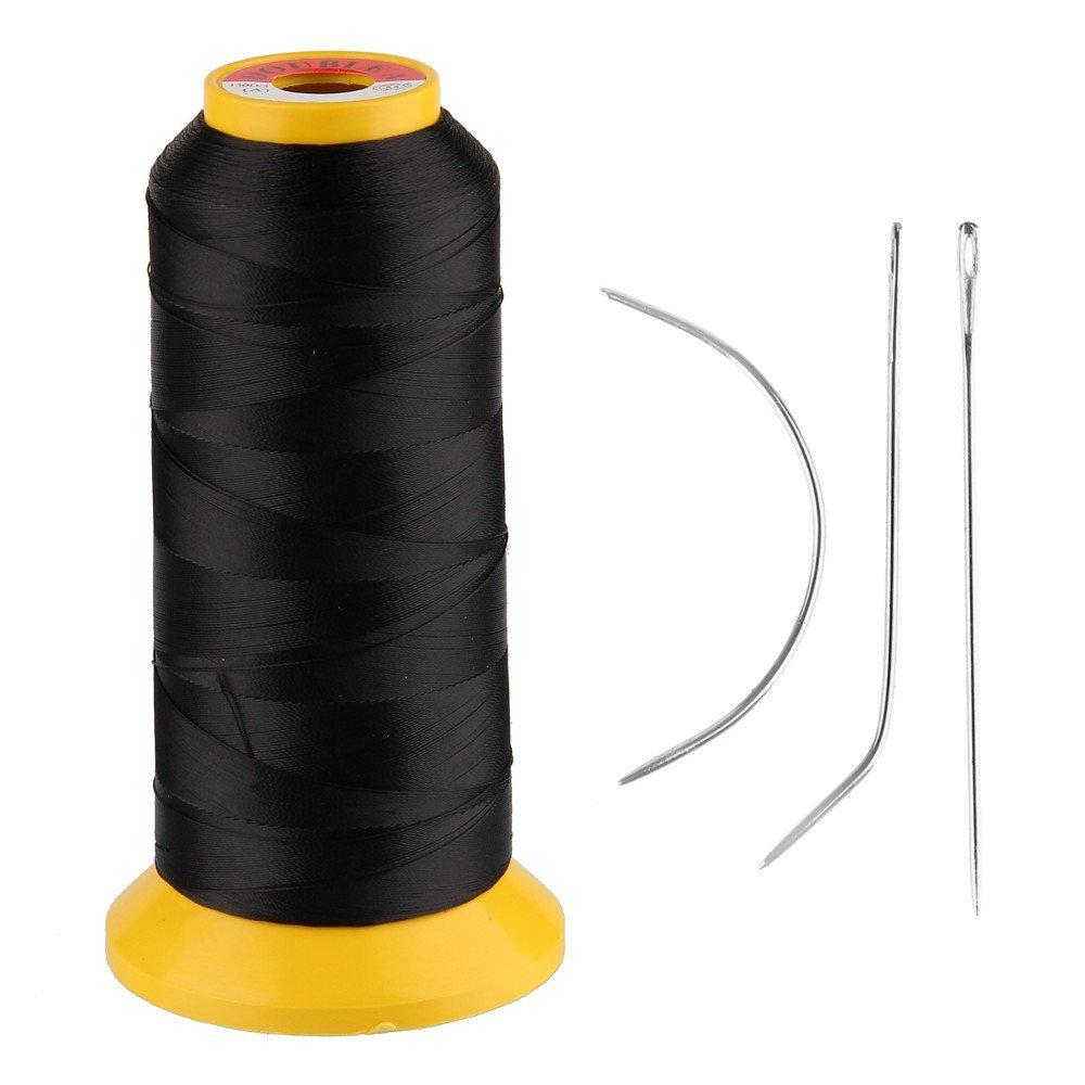 Buy 1 Set Hair Weaving Thread C Hair Weaving Needles 100units Big