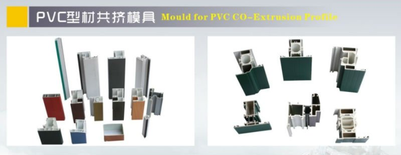 2013 UPVC Window Profile Molding Dies Made in China