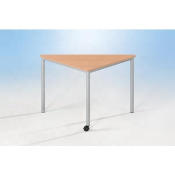 triangle hot selling desk and chair smart Classroom Furniture