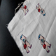 kain cotton combed muslin baby clothing fabric