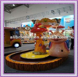 ALI BROTHERS adult entertainment electric indoor/outdoor swing kids ride