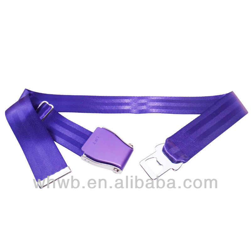 Purple color design your own belt <strong>buckle</strong>