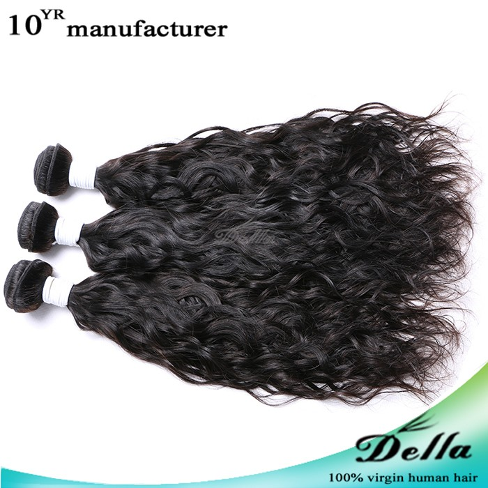 Human Hair Extension Deep Wave Color 33 Human Hair Extension Deep