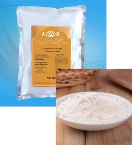 cake premixed powder