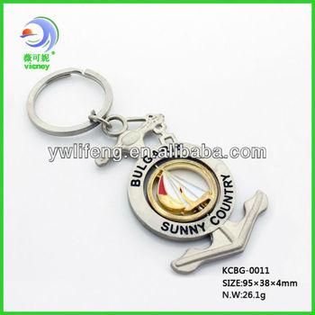 The Sunny Country Bulgaria Key Chain