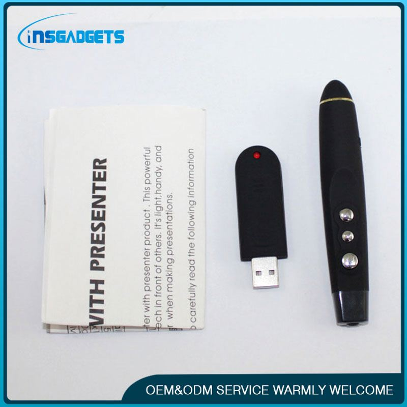 Wireless presenter mouse h0txF computer presentation clicker for sale