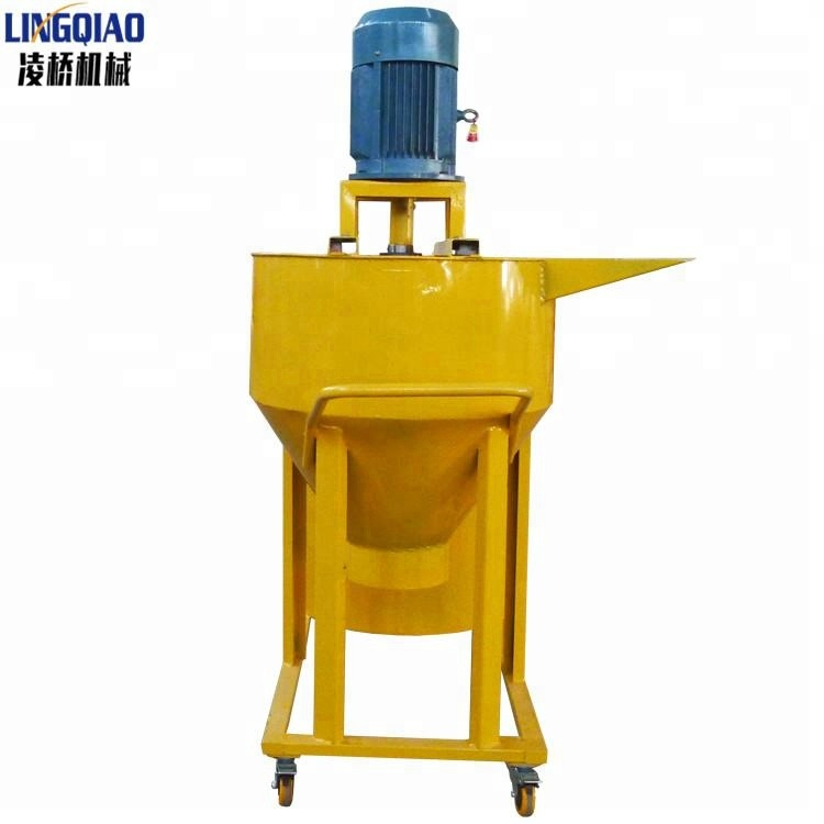 Lingqaio Mini preço na Bomba De injeção de Argamassa de Concreto Protendido