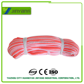 glow in the dark colored polyester reflective piping