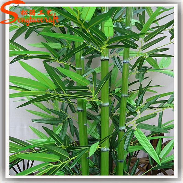 guangzhou direct d 39 usine en gros taille vie arbre artificiel chance bambous prix pour la vente. Black Bedroom Furniture Sets. Home Design Ideas