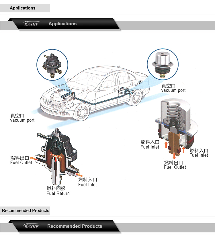 regulator control valve