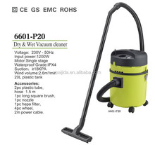 2015promotion WET AND DRY hoover VACUUM CLEANER 20liter