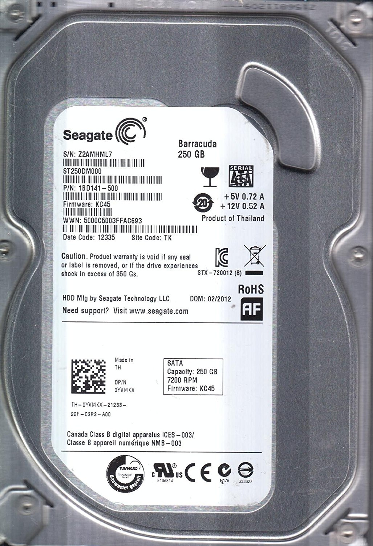 Driver disco duro seagate barracuda 500gb