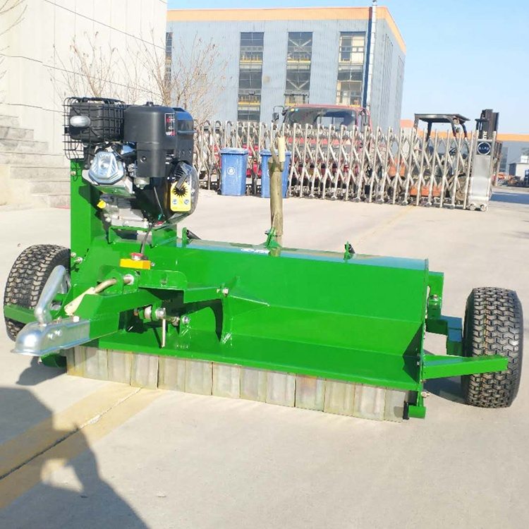 EPA approved 15 HP ATV flail mower with recoil starter, View ATV flail  mower, BRT Product Details from Qingdao Boruite Machinery Co , Ltd  on