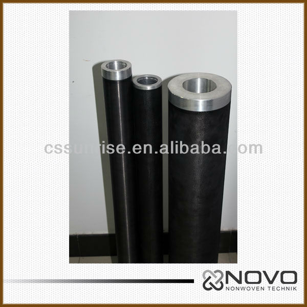 Good corrosion light weight carbon rolling