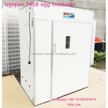 2000 eggs hatching machine,TURKEY EGG INCUBATOR ON SALE WQ-1848 BY CE certification