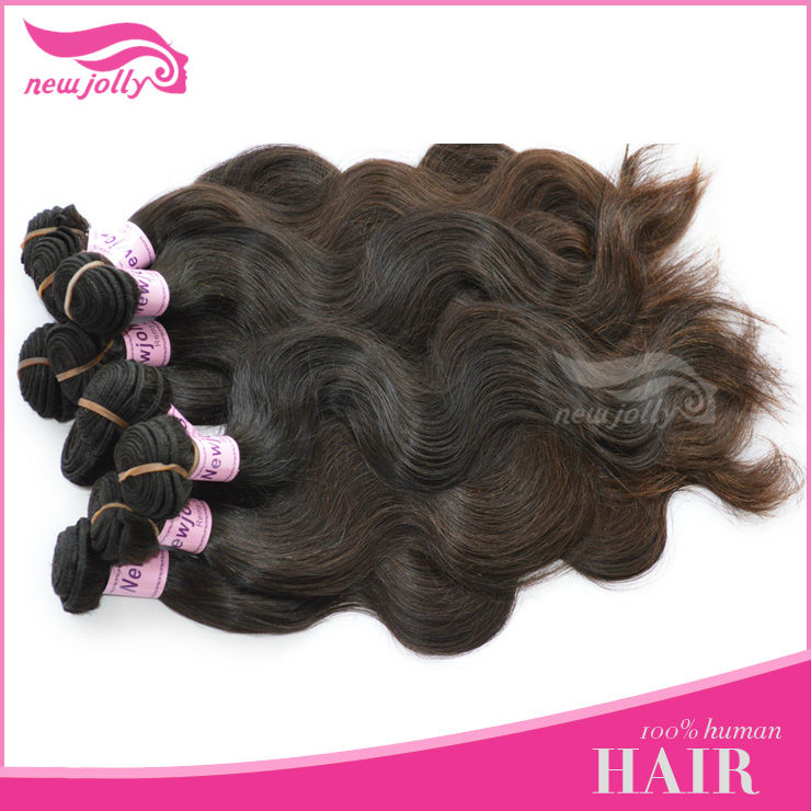 Hot selling 5a unprocessed virgin brazilian bun hairpieces
