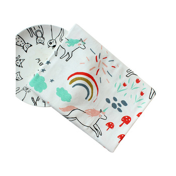 Bottom Price Wholesale Infant Swaddle Baby Blanket