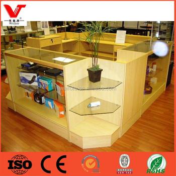 Top Quality Cash Counter Table,Wood Cash Counter,Shop Cash Counter ...