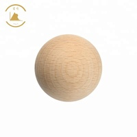 high quality low price wooden ball