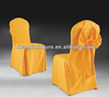 Golden Jacquard Chair Cover