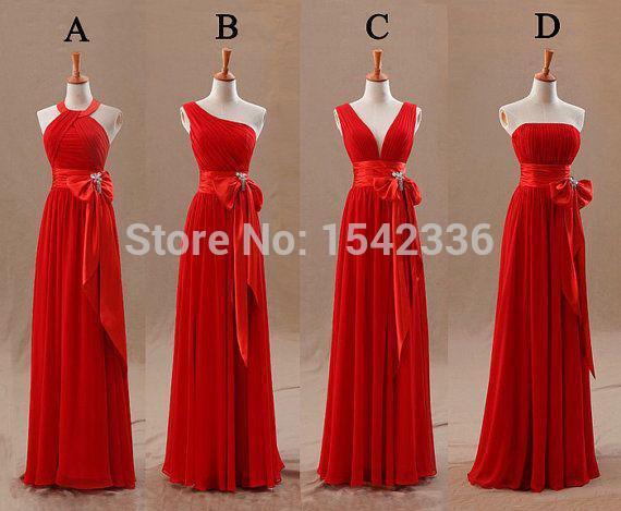 Compra Beige Vestidos De Dama De Honor Online Al Por Mayor: Compra Rojo Vestido De Dama De Honor Online Al Por Mayor
