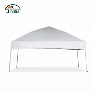 3 x 3m Aluminum folding tent Promotion customized show outdoor canopy folding tent easy pop up advertising tent for event