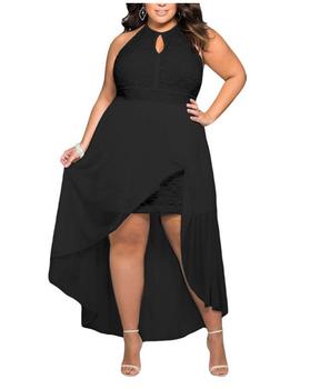 Women\'s Plus Size White Lace Maxi Dress - Buy Plus Size Dress,Black  Dress,Fat Women Dress Product on Alibaba.com