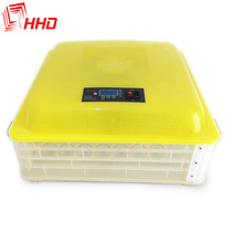 HHD Best quality professional chicken egg incubator 48 hot water thermometer digital egg incubator